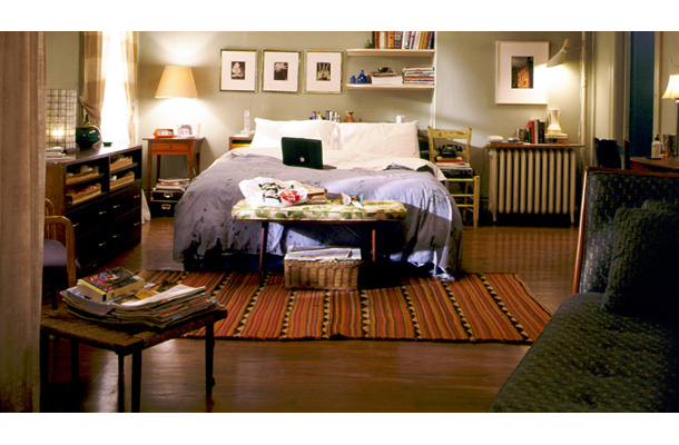 sex and the city roomie. Black Bedroom Furniture Sets. Home Design Ideas