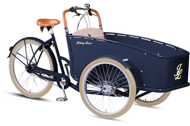 ... というブランドの自転車です