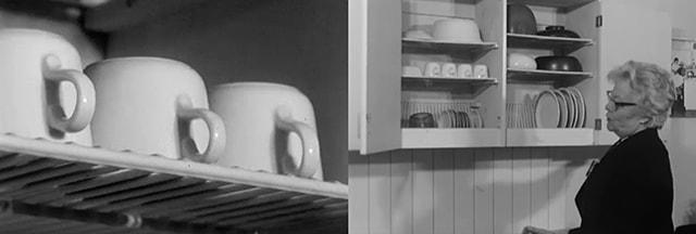食器乾燥棚を発明したMaiju Gebhard