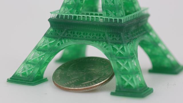 家庭用3DプリンターSLASH2