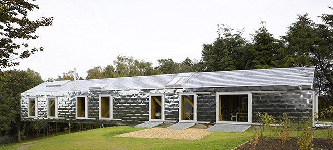 Balancing Barn Suffolk - Living architecture -MDRV ARCHITECTS -Copyright Edmund Sumner CREDIT REQUIRED IN ALL USE