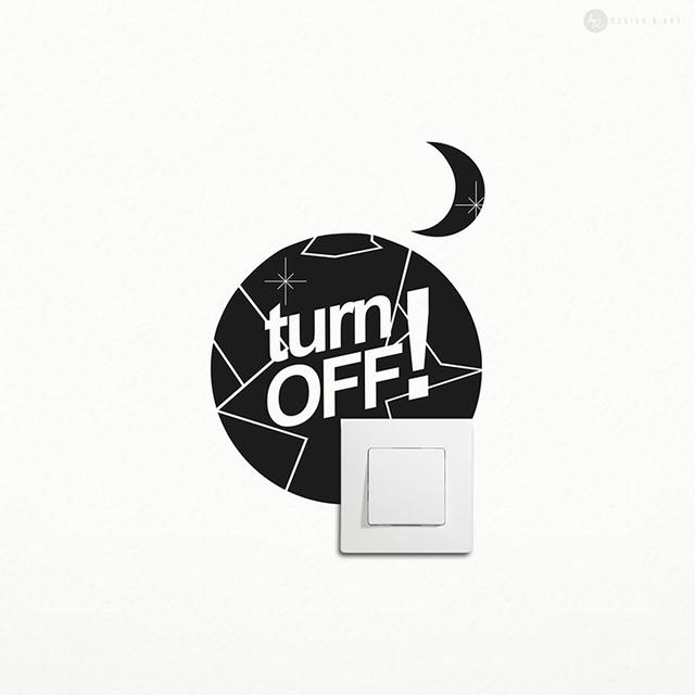 電気を消すエコリマインダー