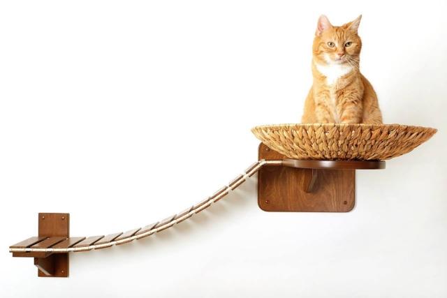 ネコの遊び場を作るGoldtatzeゴールドタッツェ1