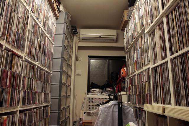 DJ_音楽好きの部屋_分譲_男性一人暮らし_15