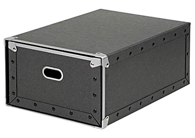 無印良品収納硬質パルプボックス1
