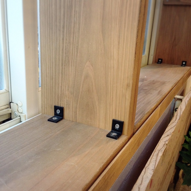 木製窓枠_DIY_2