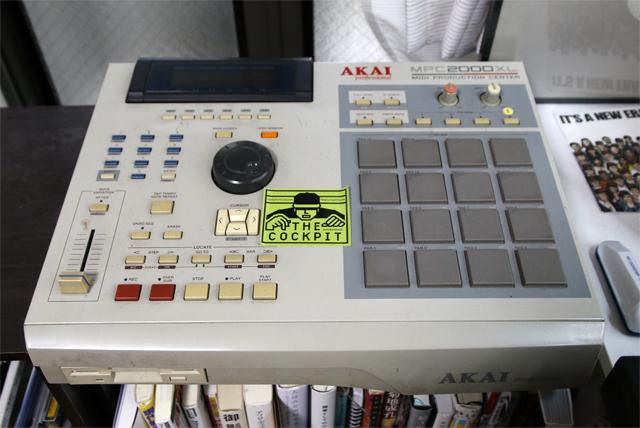 レコードとDJとウーパールーパーを愛して渋谷で暮らす部屋