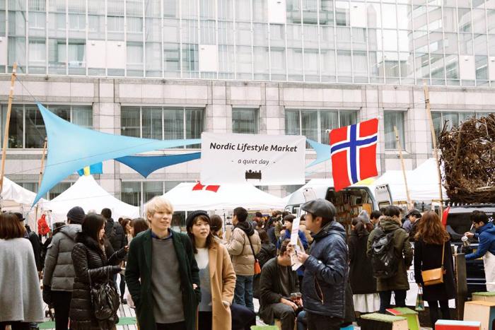 ��Nordic Lifestyle Market Season 03 : Summer 2016�פϡ����̲��ȶ���եȡס֥ա��ɡ��ɥ�סֲ��ڡ��ܡפʤɤΥ����뤫�顢����40Ź��ν�Ÿ��ͽ�ꤵ��Ƥ��ơ��ե�ä�Ω������褷�����ä���ڤ����褷�ʥ��٥�Ȥˤʤꤽ���Ǥ�_2
