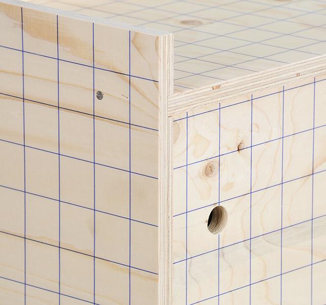 オランダのデザイナーPiet Hein Eekピート・ヘイン・イークによる廃材を利用してリサイクルやサスティナブルを意識した家具_5