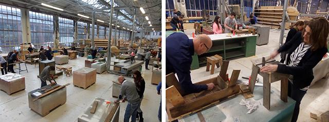 オランダのデザイナーPiet Hein Eekピート・ヘイン・イークによる廃材を利用してリサイクルやサスティナブルを意識した家具_10