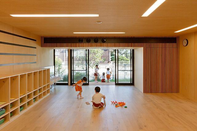 日比野設計によるサスティナブルで子どもの教育を考えたコンテナの保育園_4