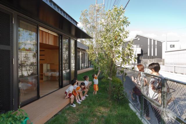日比野設計によるサスティナブルで子どもの教育を考えたコンテナの保育園_5
