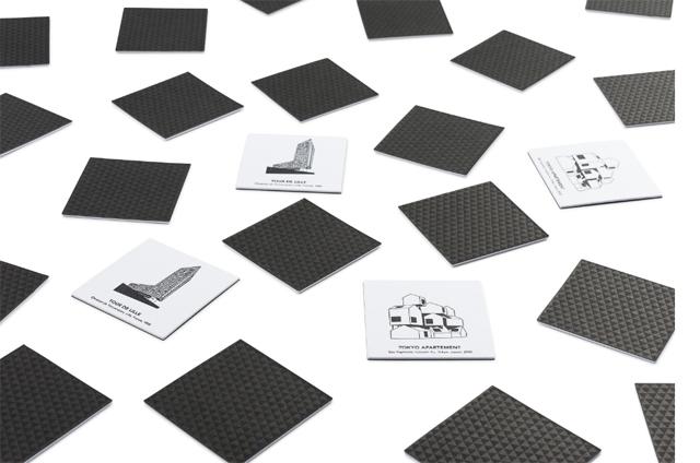 ザハ・ハディッド、ジャン・ヌーヴェル、レンゾ・ピアノなど建築界の巨匠の賛同を集めた建築おもちゃ「Play with Architecture!」は子どもの知育にぴったりな神経衰弱ゲーム_2