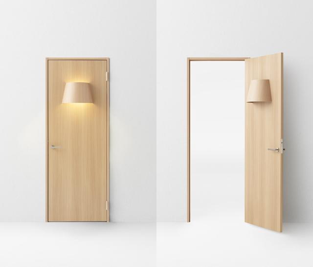 デザイン会社nendoが阿部興業の70周年を記念して制作した7種類のドア_4