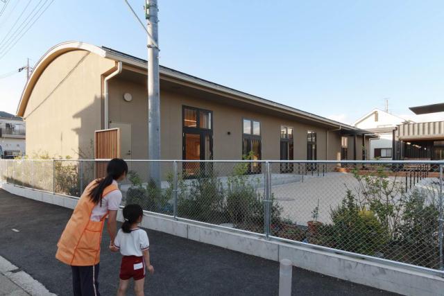 日比野設計によるサスティナブルで子どもの教育を考えたコンテナの保育園_6