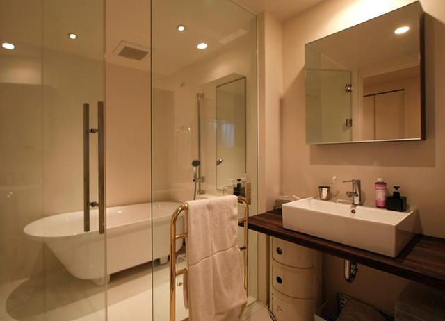 設計・施工を手がける「nu(エヌ・ユー)リノベーション」による1人暮らしのマンションをリノベして趣味を楽しむ無骨な部屋に_7