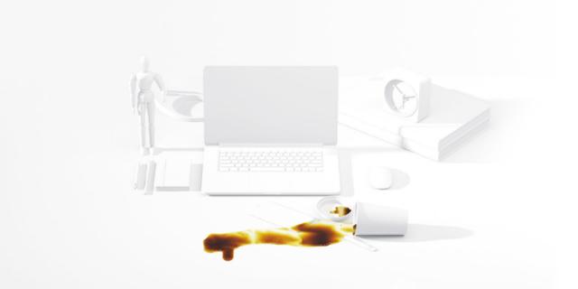 噛んで味わうコーヒーGO CUBESはデスクでぶちまける心配がなくて便利_2