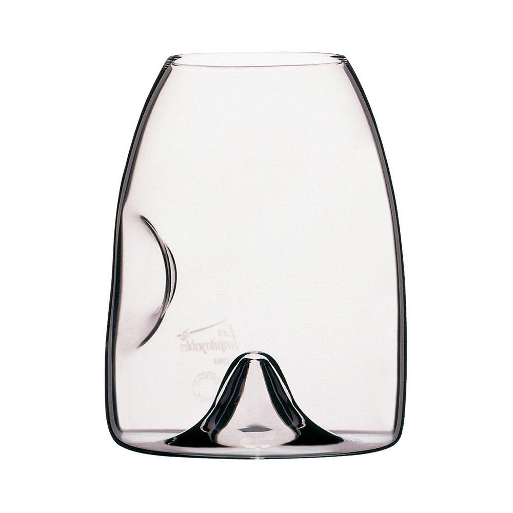 名自動車メーカーのPeugeot(プジョー)が自動車を開発する以前は200年の歴史を持つキッチンツールメーカーで、こちらがそのワインのテイスティンググラス