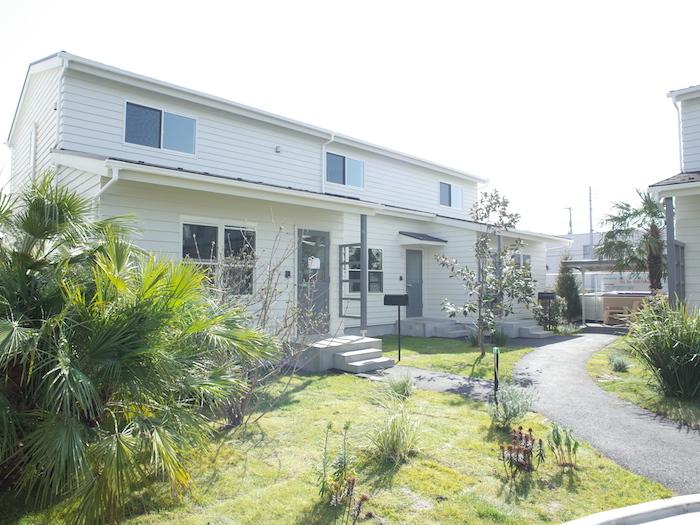 池袋からわずか20分の所沢に誕生した、まるでアメリカの郊外にあるような住宅が入居を募集中