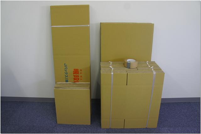 J PACKSが被災地、避難所支援のために開発した暖段はこベッドは、段ボール製のベッドですがとても強度があり、組み立ても簡単_3