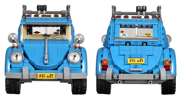 レゴのワーゲンのおもちゃがかわいくておしゃれ_4