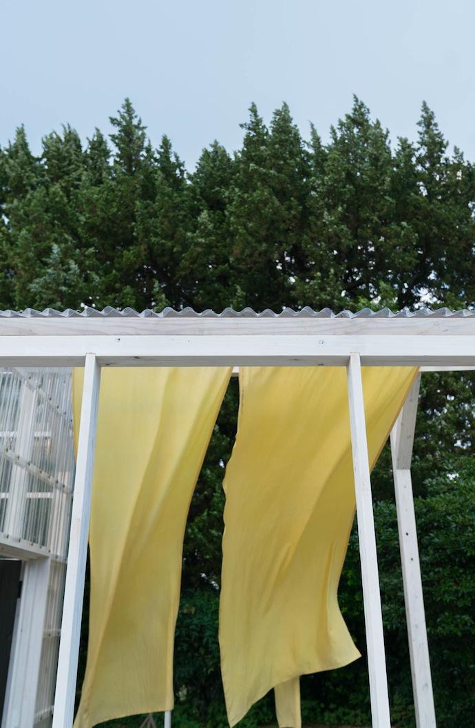 瀬戸内海の豊島に建つおしゃれでおもしろい空き家をリノベーションしたアートな宿泊施設檸檬ホテル_4