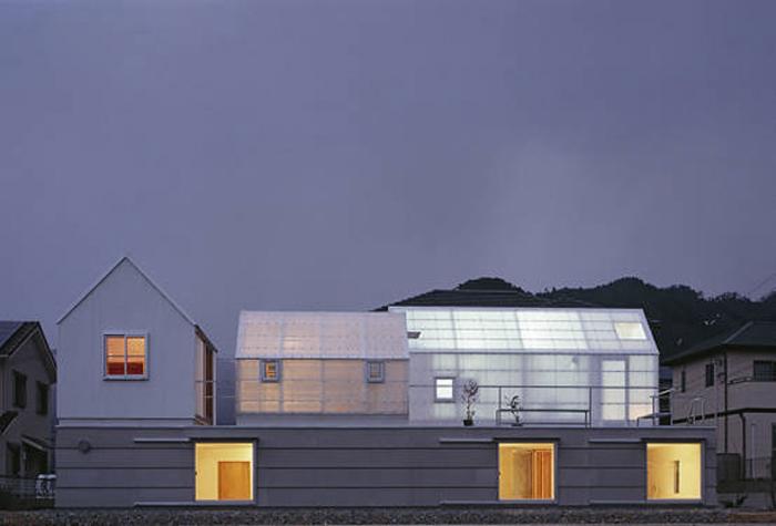 島田陽のタトアーキテクツによる素敵でおしゃれな住宅山崎町の住居_2