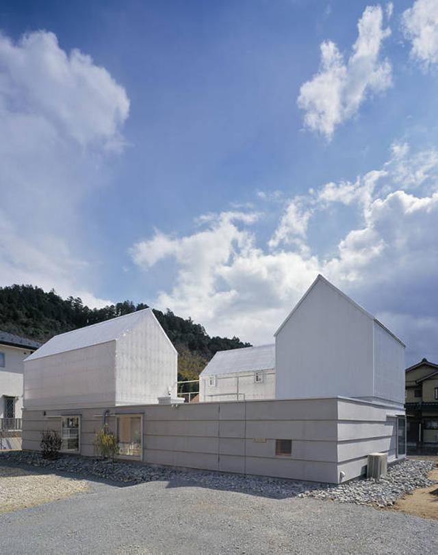 島田陽のタトアーキテクツによる素敵でおしゃれな住宅山崎町の住居_7