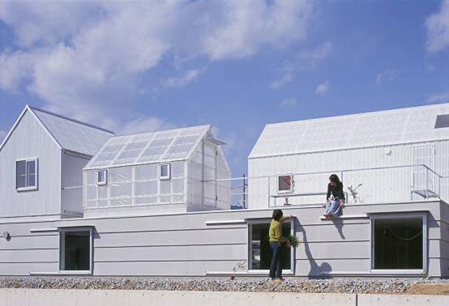島田陽のタトアーキテクツによる素敵でおしゃれな住宅山崎町の住居_1
