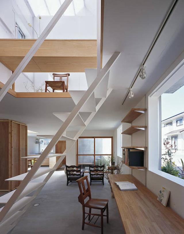 島田陽のタトアーキテクツによる素敵でおしゃれな住宅山崎町の住居_5