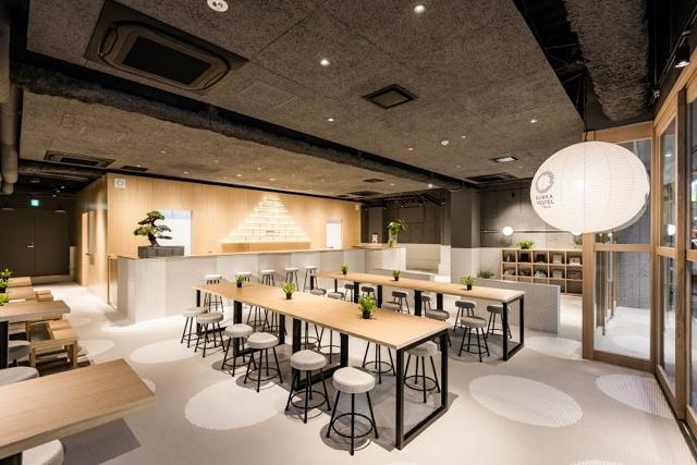 東京を楽しむおしゃれで清潔で素敵なホステルである浅草のBUNKA HOSTEL TOKYO_3