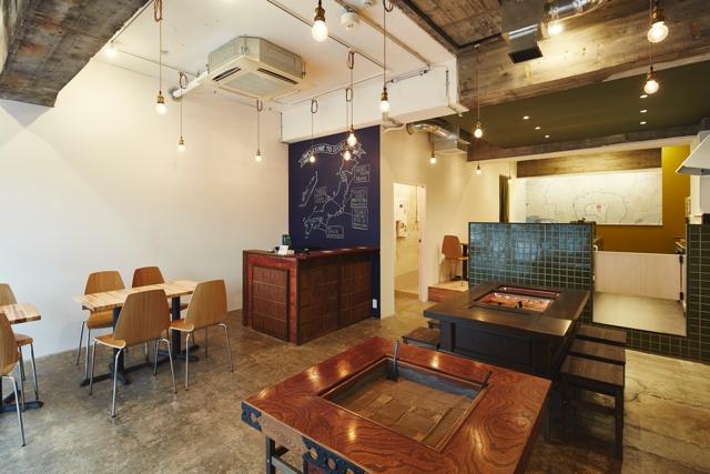 東京を楽しむおしゃれで清潔で素敵なホステルである日本橋のIRORI HOSTEL and KITCHEN_2