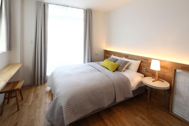 東京を楽しむおしゃれで清潔で素敵なホステルである神楽坂のUNPLAN KAGURAZAKA_4