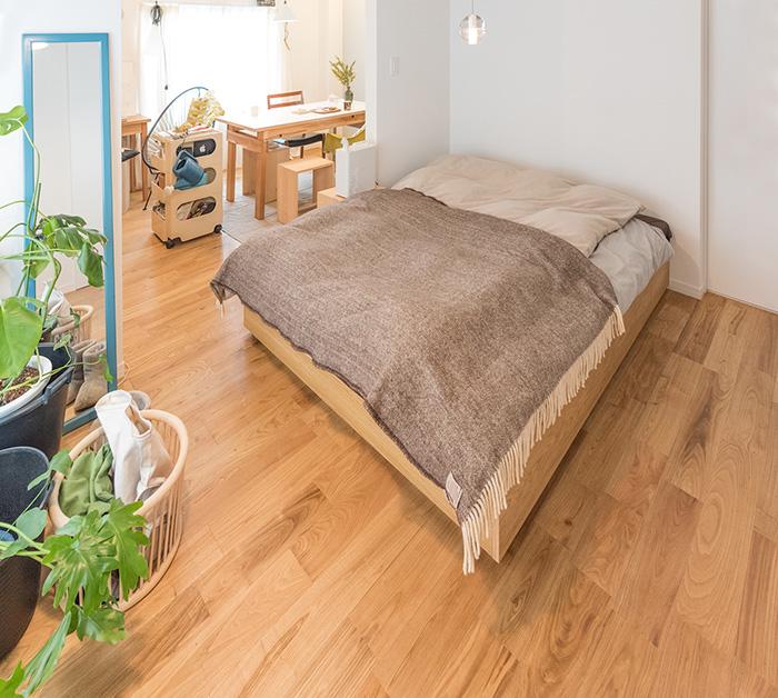 無垢材リノベーションであるgood roomのTOMO'Sに暮らすセンスが良くおしゃれなインテリアの部屋_6