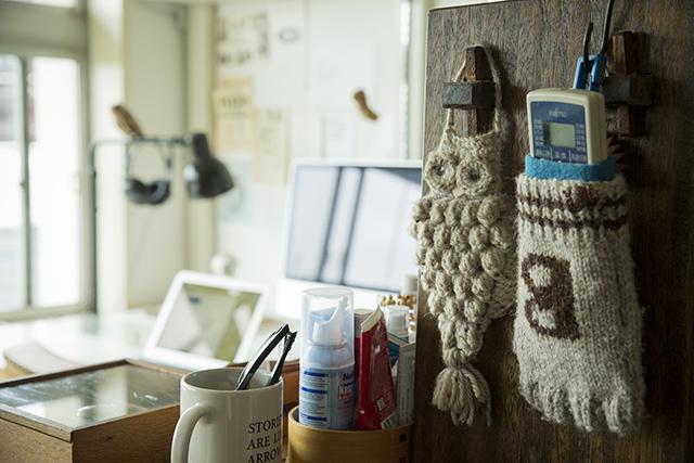 渋谷区の1960年代ビンテージマンションでおしゃれなインテリアに囲まれて二拠点居住しながら暮らすBOOKLUCK代表の山村光春さん_11