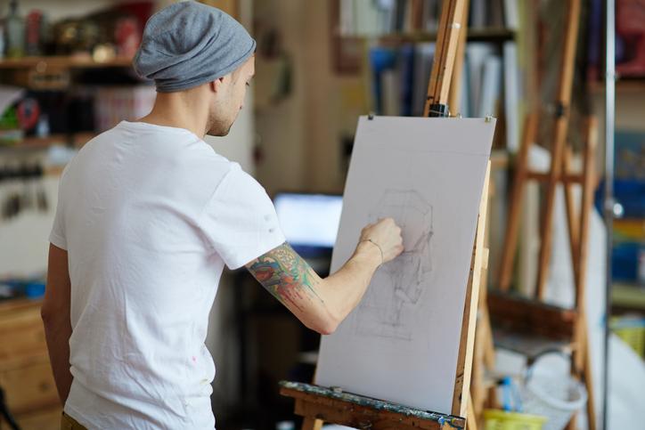 初心者が簡単に始められるおしゃれでおもしろいアートな趣味である静物デッサンを紹介_1