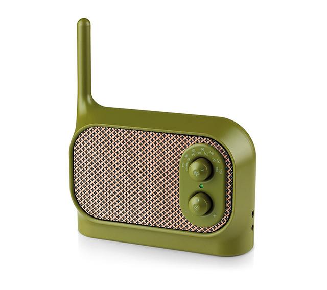 バスルームで使えるかっこよくておしゃれなポータブルラジオはLEXONのTYKHO RADIOティコラジオ_5