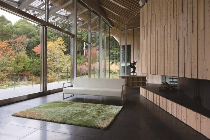 おしゃれでかっこいい山形緞通と、建築家・隈研吾のコラボしてデザインしたじゅうたんやラグ_10