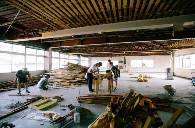 廃材で暮らしを豊かにする、ポートランドにあるDIY好きの聖地であるリビルディングセンターを信州諏訪に作るクラウドファンディング_6