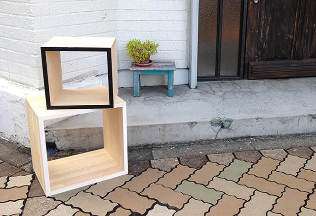 おしゃれで簡単な、DIY初心者はコレから始めたい、基本の箱型収納ボックス_11