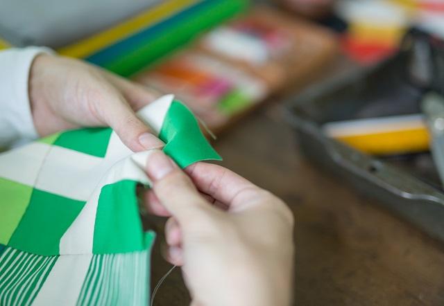 高齢者と若者の交流をデザインする、おしゃれな手芸デザインユニットPatch-Work-Life_11