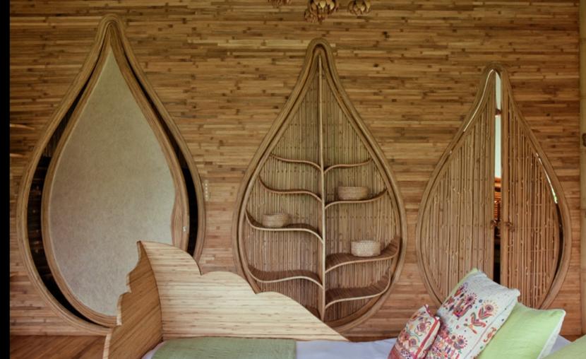 エローラ・ハーディー率いるデザイン集団IBUKUがTEDでプレゼンテーションしたバリ島の竹でできた建築グリーン・ビレッジ_10