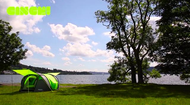 組み立て不要で快適で楽にキャンプが楽しめるポップアップテントCinch!_14