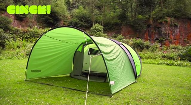 組み立て不要で快適で楽にキャンプが楽しめるポップアップテントClinch!_8