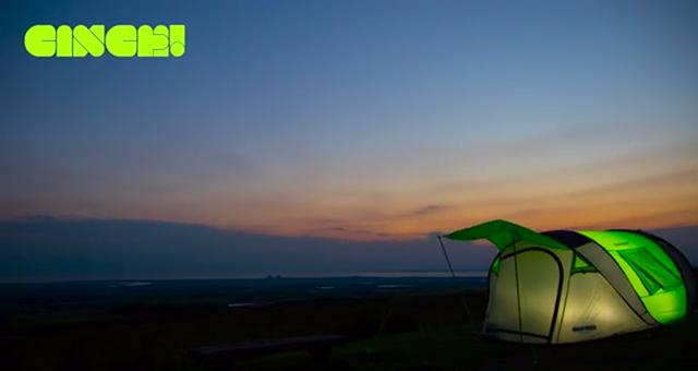 組み立て不要で快適で楽にキャンプが楽しめるポップアップテントCinch!_15