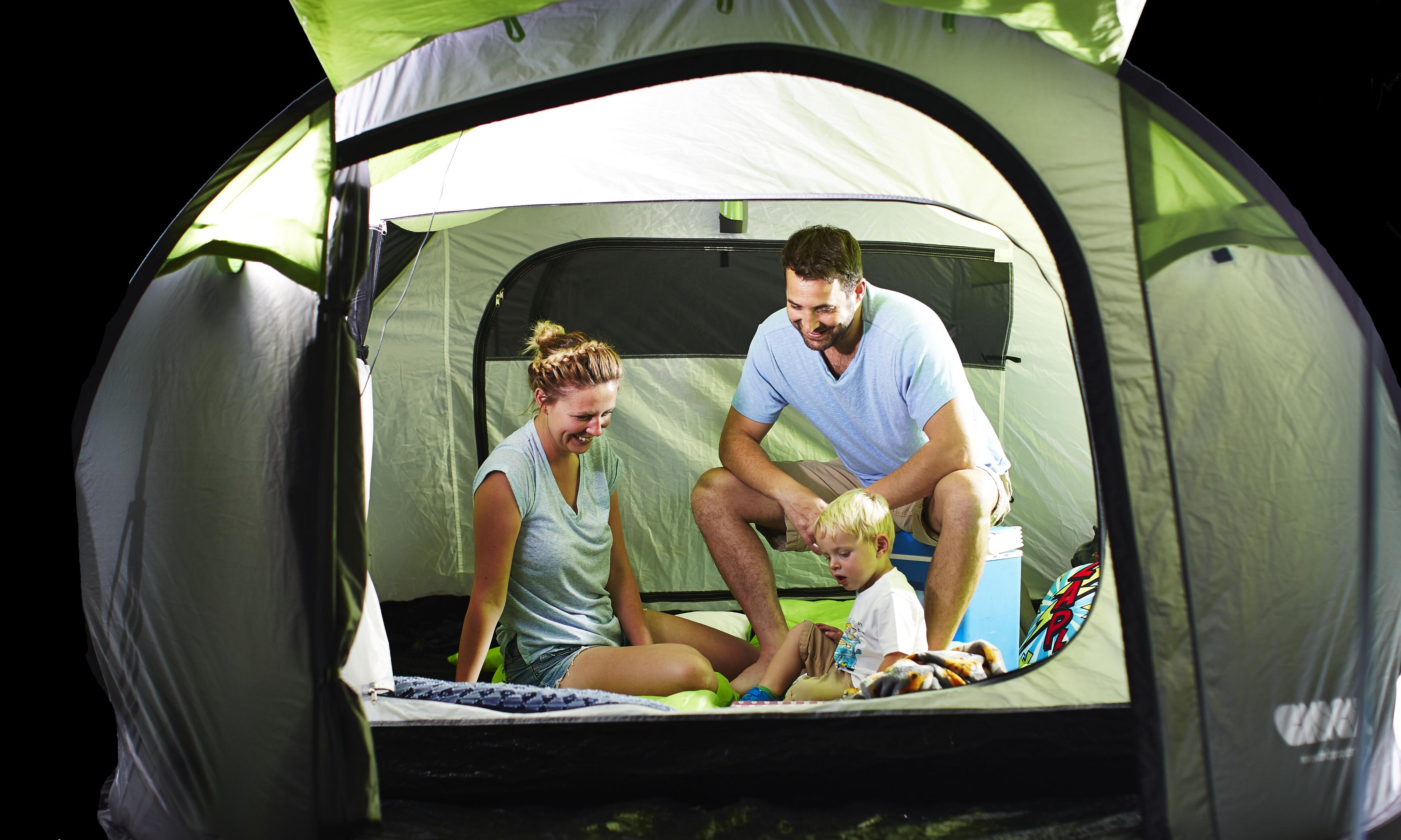 組み立て不要で快適で楽にキャンプが楽しめるポップアップテントCinch!_10