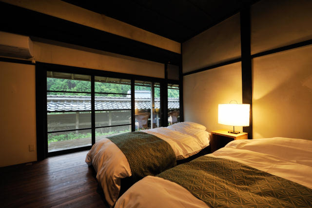 兵庫県の限界集落にある歴史的建築物を、まるごと和モダンでおしゃれなホテルにするリノベするプロジェクト、集落丸山と大杉集落_10