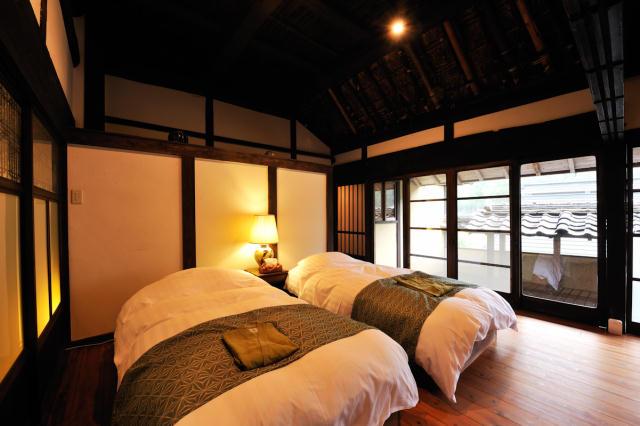 兵庫県の限界集落にある歴史的建築物を、まるごと和モダンでおしゃれなホテルにするリノベするプロジェクト、集落丸山と大杉集落_5