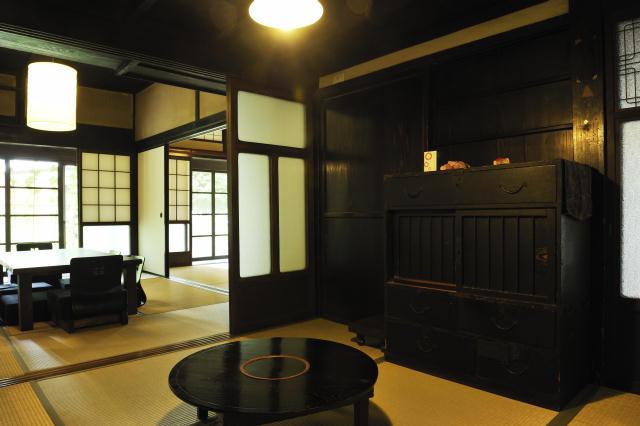 兵庫県の限界集落にある歴史的建築物を、まるごと和モダンでおしゃれなホテルにするリノベするプロジェクト、集落丸山と大杉集落_8