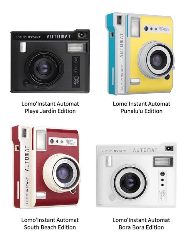 ロモグラフィーの魅力を満喫し、おしゃれでレトロな写真が撮影できるインスタントカメラLomo'Instant Automat_8